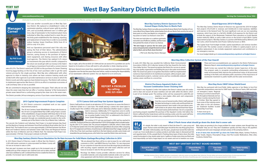 Final 2013 West Bay Sanitary Centerspread